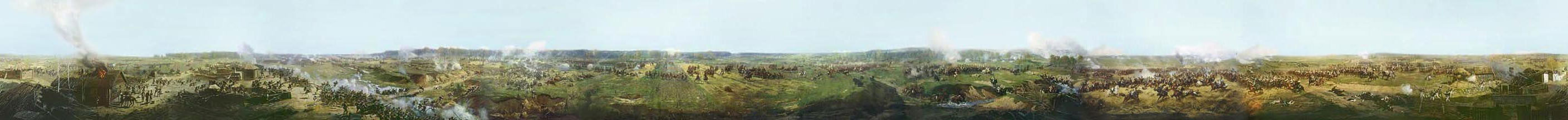 THE BATTLE OF BORODINO. SEPTEMBER 7, 1812