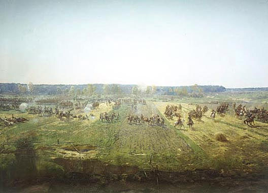 FRAME IV. French Positions