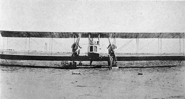 The First American-Built Liberty-Caproni