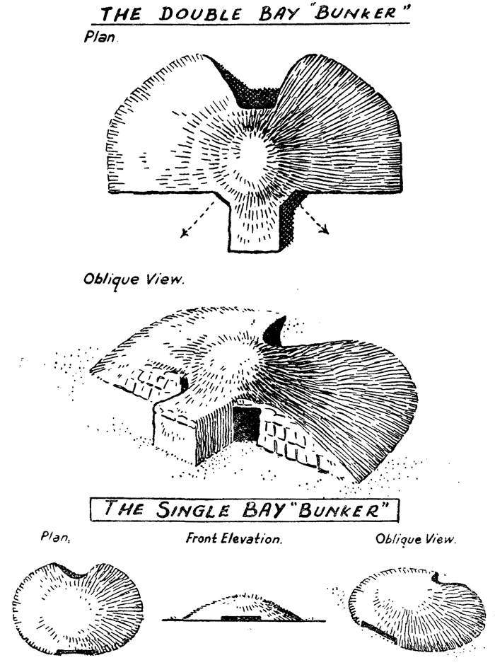 "The single Bay ""Bunker"""