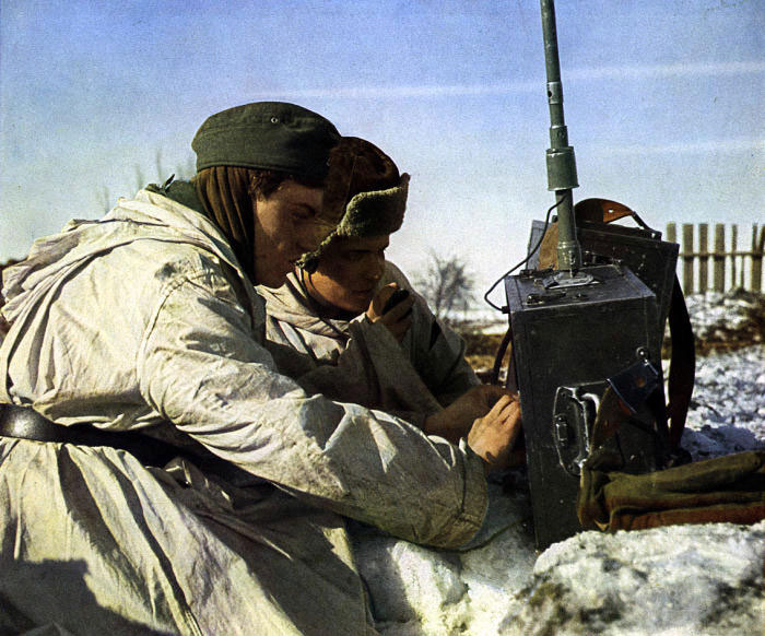 711f685f8 German Radio Intelligence by Lieutenant-General Albert Praun